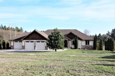 Olympia Single Family Home For Sale: 3128 Sleater Kinney Rd NE