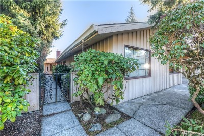 Everett Single Family Home For Sale: 4823 College Ave
