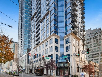 Condo/Townhouse Sold: 2033 2nd Ave #1008