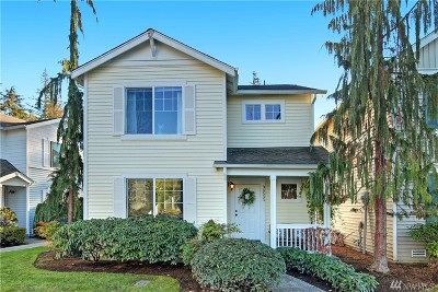 Snoqualmie Condo/Townhouse For Sale: 34533 SE Osprey Ct