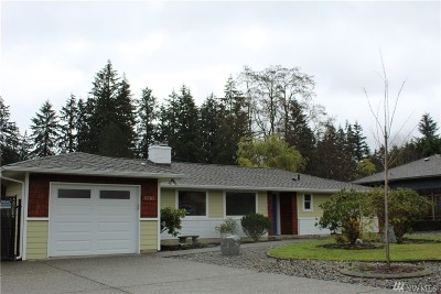 Everett Single Family Home For Sale: 8707 Del Campo Dr