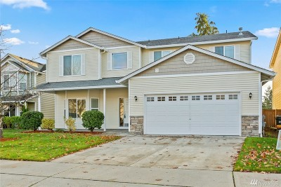 Lacey Single Family Home For Sale: 7301 33rd Ave NE