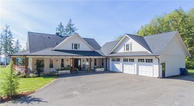 Snohomish Single Family Home For Sale: 8209 Spada Rd