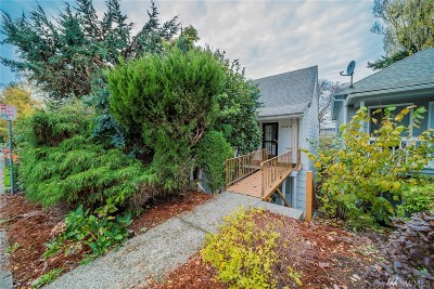 Everett Single Family Home For Sale: 3408 Rockefeller Ave SE