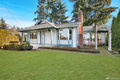 Single Family Home For Sale: 31820 108th Ave SE