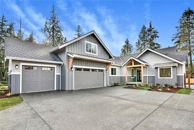 Kingston Single Family Home Pending: 27852 McIntosh Lp NE