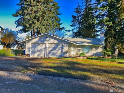Oak Harbor Single Family Home Sold: 346 NW Dory Dr