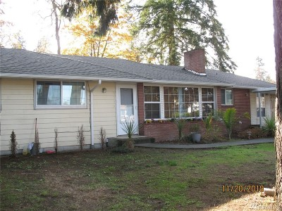 Single Family Home For Sale: 3206 88th St S