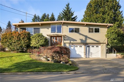 Bellevue Single Family Home For Sale: 429 167th Ave NE