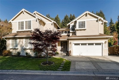 Maple Valley Single Family Home For Sale: 24788 SE 276th Place