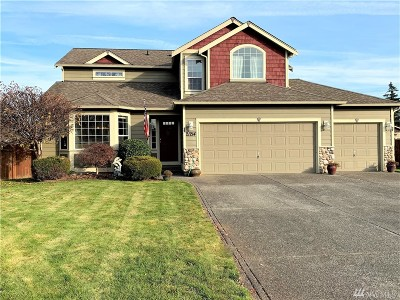 Bonney Lake Single Family Home For Sale: 21214 82nd St E