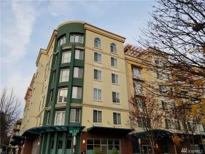 Condo/Townhouse For Sale: 11004 NE 11th St #307