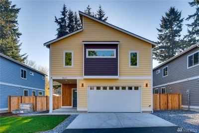 Burien Single Family Home For Sale: 16622 1st Ave S