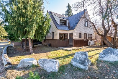 Leavenworth Single Family Home For Sale: 21315 Wa-207