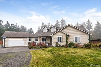 Shelton Single Family Home For Sale: 200 SE Phillips Rd