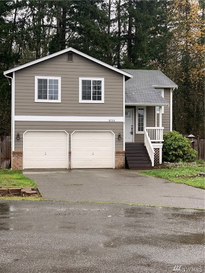 Spanaway Single Family Home For Sale: 8726 201st St E