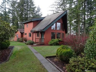 Tenino Single Family Home For Sale: 5540 123rd Ave SE