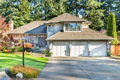Puyallup Single Family Home For Sale: 16423 90th Av Ct E