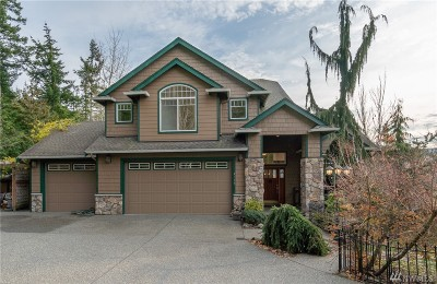 Bellingham Single Family Home Contingent: 4716 Raptor Lane
