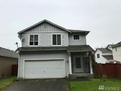 Puyallup Single Family Home For Sale: 13013 159th St E