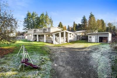 Edgewood Single Family Home For Sale: 3703 Chrisella Rd E