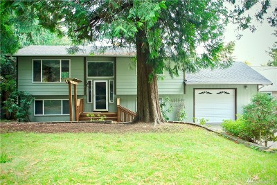 Lake Tapps Single Family Home For Sale: 4216 W Tapps Dr E