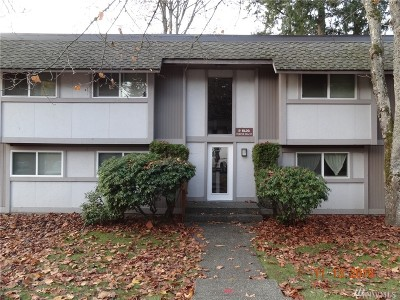 Federal Way Condo/Townhouse For Sale: 4601 SW 320th St