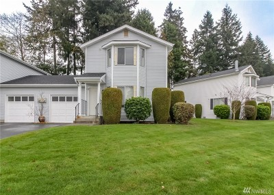 Federal Way Condo/Townhouse For Sale: 32716 3rd Place S #10d