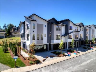 Lynnwood Single Family Home For Sale: 15720 Meadow (Cv#d2) Rd #1021
