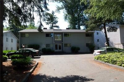 Mountlake Terrace Multi Family Home For Sale: 19433 28th Ave NE