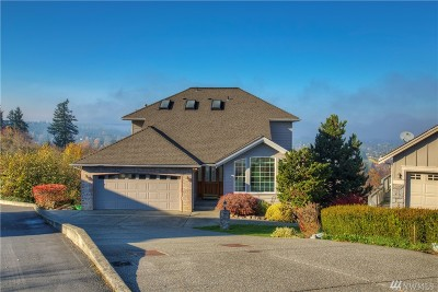 Puyallup Single Family Home For Sale: 1924 5th St SE