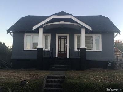 Tacoma Single Family Home For Sale: 5306 N 47th St