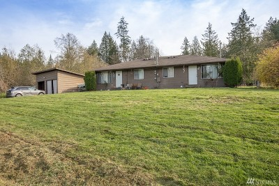 Snohomish Multi Family Home For Sale: 7725 McAlister Rd
