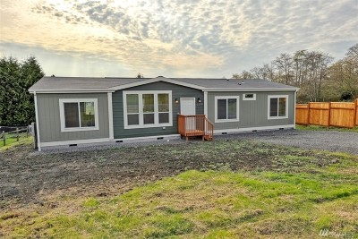Blaine Single Family Home For Sale: 5589 Hillvue Rd