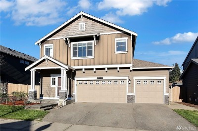 Single Family Home For Sale: 13314 SE 255th St