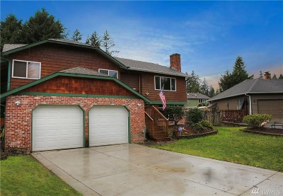 Bothell Single Family Home For Sale: 710 198th Place SE