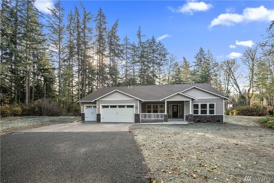 Camano Island Single Family Home Contingent: 757 Arrowhead Rd