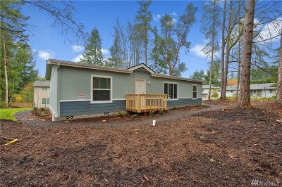 Pierce County Single Family Home For Sale: 19112 21st St KPS