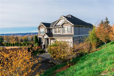 Renton Single Family Home For Sale: 3649 Smithers