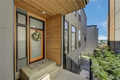 Kirkland Single Family Home For Sale: 1026 State St S