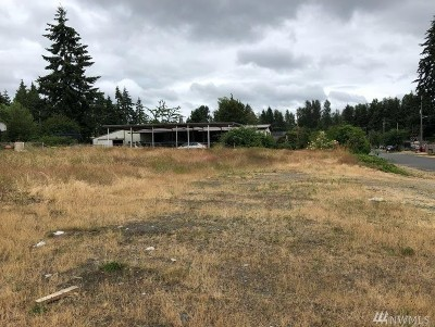 Pierce County Residential Lots & Land For Sale: 15813 85th Ave E