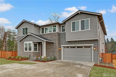 Maple Valley Single Family Home For Sale: 23611 SE 269th Ct