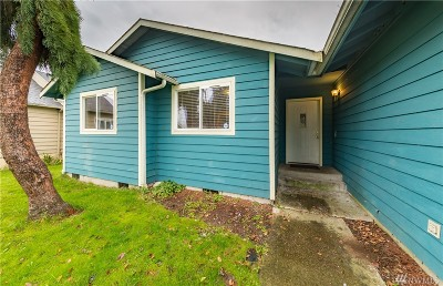 Marysville Single Family Home For Sale: 1212 9th St