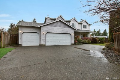 Puyallup Single Family Home For Sale: 13206 108th Ave E