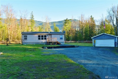 Everson Single Family Home Sold: 3805 South Pass Rd