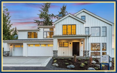 Mercer Island Single Family Home For Sale: 3406 97th Ave SE