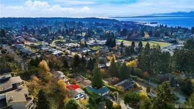 Edmonds Single Family Home For Sale: 1112 Excelsior Place