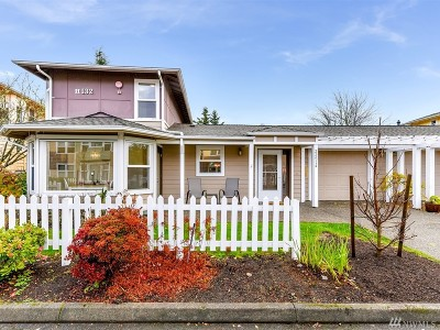 Issaquah Condo/Townhouse For Sale: 22514 SE 37th Terr #(1401