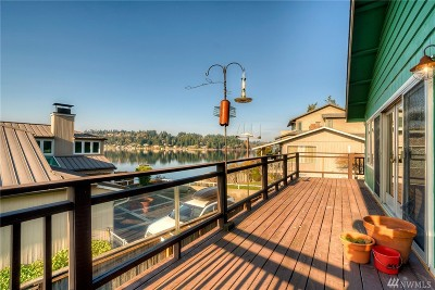 Gig Harbor Single Family Home For Sale: 740 Berg Ct NW