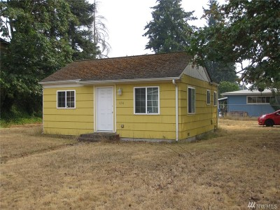 Tacoma Single Family Home For Sale: 838 103rd St S